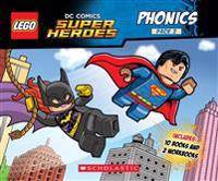 Lego Phonics Pack 2 (Lego DC Super Heroes)