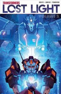 Transformers Lost Light, Vol. 2