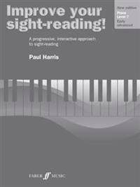 Improve Your Sight-Reading! Piano, Level 7: A Progressive, Interactive Approach to Sight-Reading