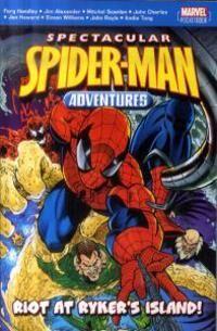 Spectacular Spiderman Adventures