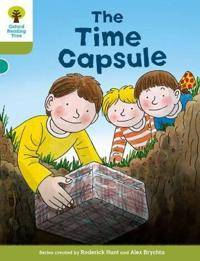 Oxford Reading Tree Biff, Chip and Kipper Stories Decode and Develop: Level 7: The Time Capsule