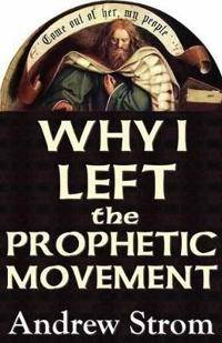 Why I Left the Prophetic Movement.. Gold Dust &