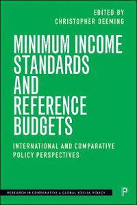 Minimum Income Standards and Reference Budgets