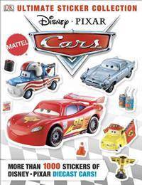Disney Ultimate Sticker Collection: Disney Pixar Cars: More Than 1,000 Stickers of Disney Pixar Diecast Cars!