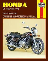 Honda GL1100 Gold Wing (79 - 81)