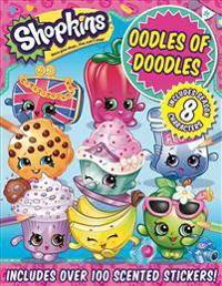 Shopkins Oodles of Doodles, Volume 19
