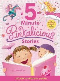 Pinkalicious: 5-Minute Pinkalicious Stories