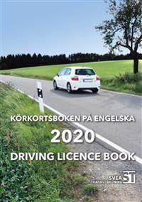 Krkortsboken p engelska 2020 / Driving licence book