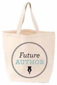 Future Author LittleLit Tote FIRM SALE