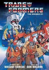 Transformers: The Manga, Vol. 1