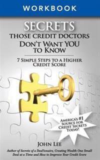 Secrets Those Credit Doctors Don