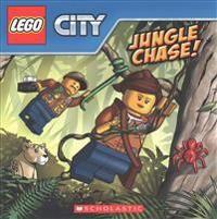 Lego Jungle Chase! (Lego City)