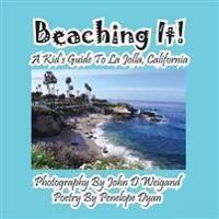 Beaching It! a Kid