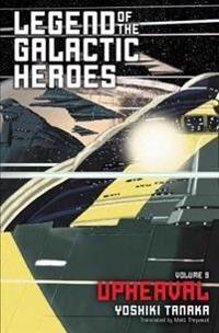 Legend of the Galactic Heroes, Vol. 9