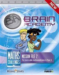 Mission Brain Academy: Maths Challenges Mission File 2