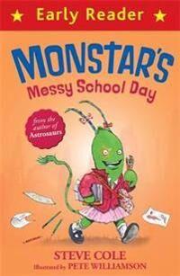 Early Reader: Monstar