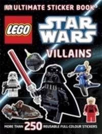 Lego (R) Star Wars Villains Ultimate Sticker Book