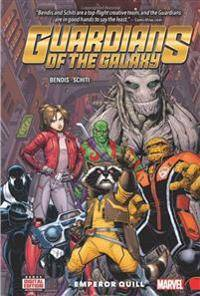 Guardians Of The Galaxy: New Guard Vol. 1: Emporer Quill