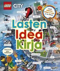 Lego City - Lasten ideakirja