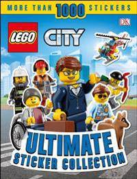 Lego Ultimate Sticker Collection: Lego City