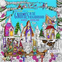 Zendoodle Coloring Presents Gnomes in the Neighborhood: An Artist