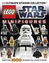 Lego Ultimate Sticker Collection: Lego(r) Star Wars: Minifigures: More Than 1,000 Reusable Full-Color Stickers