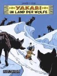 Yakari 08. Im Land der Wölfe