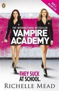 Vampire Academy Official Movie Tie-In Edition (book 1)