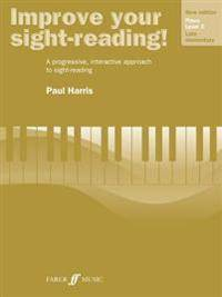 Improve Your Sight-Reading! Piano, Level 3: A Progressive, Interactive Approach to Sight-Reading