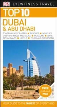 Image of DK Eyewitness Top 10 Dubai and Abu Dhabi