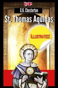 St. Thomas Aquinas (illustrated & annotated)