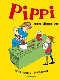 Pippi goes shopping