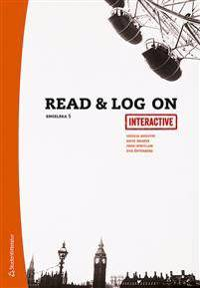 Read & Log on Interactive - Elevpaket (bok + digital produkt) : Engelska 5