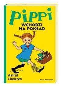Pippi wchodzi na poklad