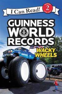 Guinness World Records: Wacky Wheels