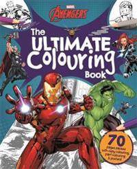 Marvel Avengers: The Ultimate Colouring Book
