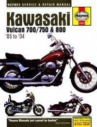 Kawasaki Vulcan 700/750/800 (85 - 06)