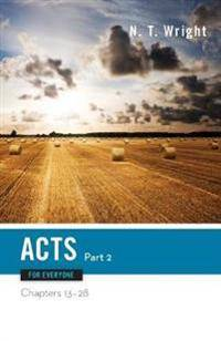 Acts for Everyone, Part Two