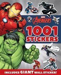 Marvel Avengers : 1001 Stickers