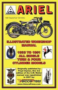 Ariel Motorcycles Workshop Manual 1933-1951
