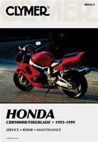 Clymer Honda CBR900RR 1993-1999