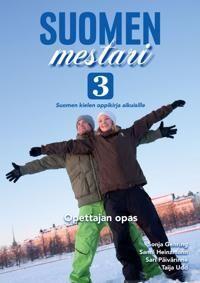 Suomen mestari 3 opettajan opas