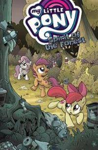 My Little Pony Spirit of the Forest