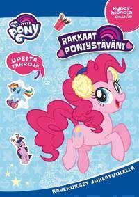 My Little Pony - Rakkaat poniystäväni puuhakirja