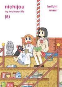 Nichijou Volume 5