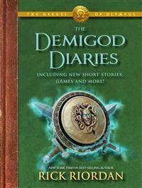Olympus The Heroes of Olympus the Demigod Diaries