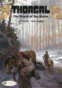 Thorgal Vol.12: the Brand of the Exiles