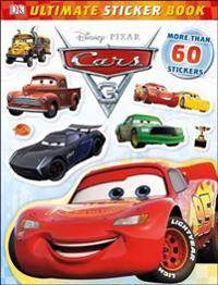 Disney Ultimate Sticker Book: Disney Pixar Cars 3