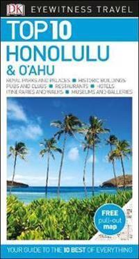 DK Eyewitness Top 10 Honolulu and O
