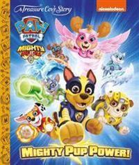 Treasure Cove Stories - Paw Patrol Mighty Pup Power
